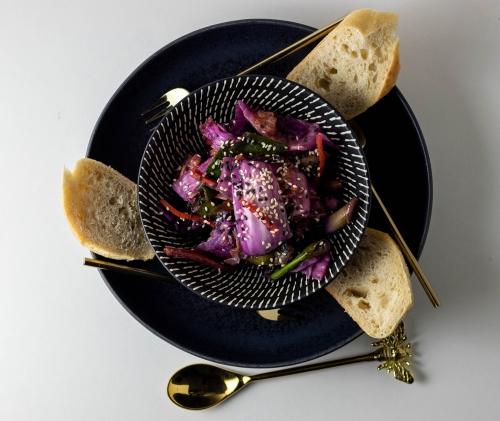 Kimchi, selbst eingelegt und fermentiert