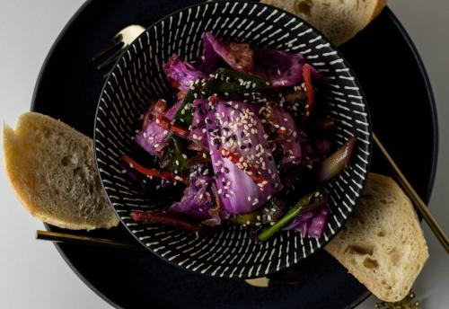Kimchi, sehr gesund und wenig Kalorien