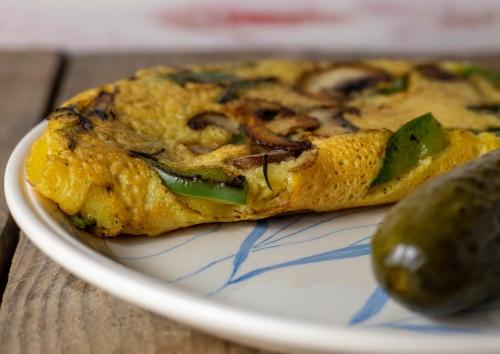 Das vegane Ei ist aus Mungobohnen
