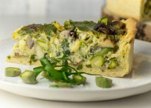 Vegane Kräuterküche