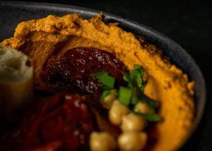 Hummus: ein vielseitiger Dip