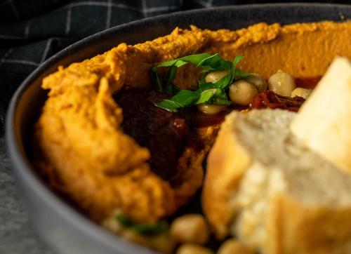 Chipotle Hummus - blitzschnell selbstgemacht