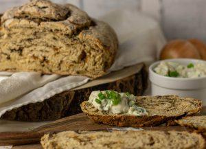 Leckers Brot mit knuspriger Kante