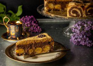 BanoffeeCoffee Kuchen - wunderbare Mischung!