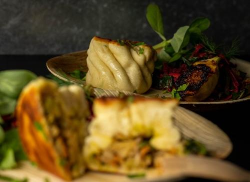 Baozi, mein veganes Rezept für das überall beliebte Streetfood