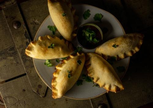 Argentinisches Streetfood: Empanadas