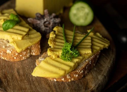 Mein Moxshire Käse lebt von den Milchsäurbakterien