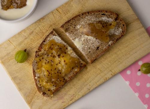 Fruchtig und lecker, schmeckt super auf Brot und Brötchen!