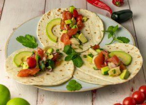 Ceviche - vegan mit zwei 'Fischarten'