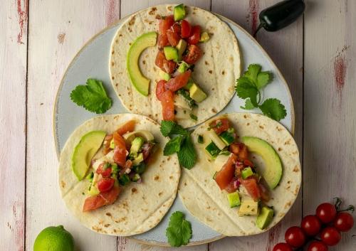Ganz besonders köstlich als Tacos!