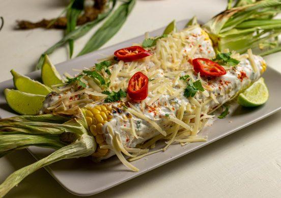 Elote - Mexican Street Corn - die besten Maiskolben der Welt!