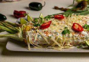 Mit veganem Parmesan und cremiger Sauce