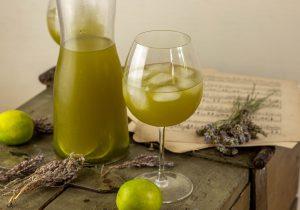 Spritzig frisch mit Limette