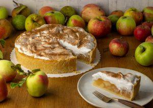 Beschwipster Apfelkuchen