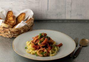 Schmeckt auch mit glutenfreier Pasta sehr gut