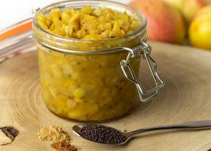 Herbstlich saisonal und köstlich zu vielen Speisen