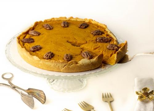 Ein wunderbarer Herbstkuchen