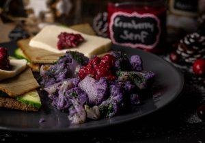 Fruchtig und köstlich: Cranberrysenf