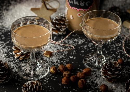 Ein köstlicher Weihnachtslikör