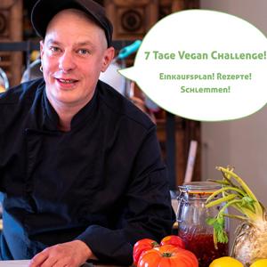 Veganuary Challenge von Sean Moxie