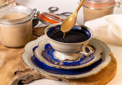 Kondensmilch: beliebt im Kaffee oder Tee