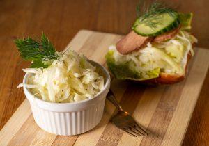 Eine gesunde, leckere Zwischenmahlzeit
