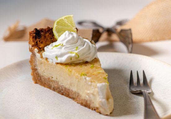 Limettencremetorte – meine vegane Variante des beliebten Key Lime Pies