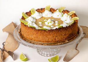 Kuchen mit Zitrusfrüchten tun immer gut
