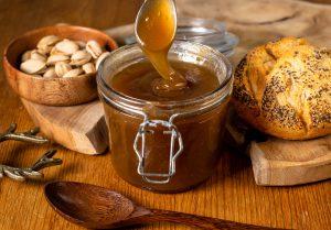 Eine süße Karamellcreme mit leichter Vanillenote aus Argentinien