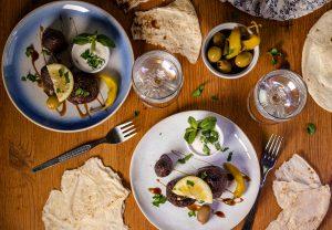 Angelehnt an Dolma, gefüllte Gemüse aus der türkischen Küche