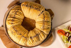Herzhaftes Wollknäuelbrot - frisch aus dem Ofen!