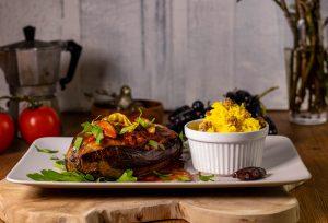 Warme, herzliche, türkische Küche