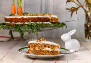 In meinem Rezept mache ich den Karottenkuchen ganz klassisch