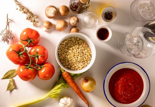 Spaghetti Bolognese – Zutaten für die Sauce
