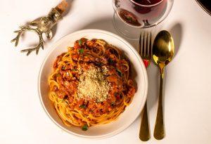 Spaghetti Bolognese – ganz einfach und authentisch vegan
