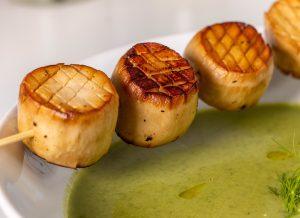 Veganer Meeresgeschmack aus Pilzen