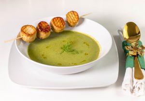 Tu Dir selbst etwas Gutes! Koche ein rein pflanzliches Menü!