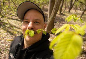 Kann man auch direkt vom Baum snacken, schmeckt dann aber eher grün und fade.