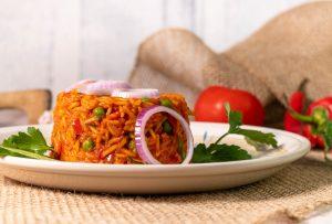 Ðjuveč Reis – die würzige, slawische Reisspezilität