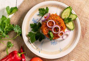 Einfach zu kochendes Rezept für Djuvec Reis