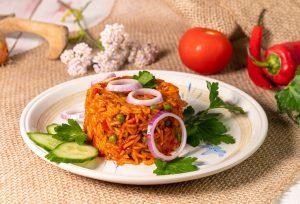 So kocht Ihr Original Ðjuveč Reis