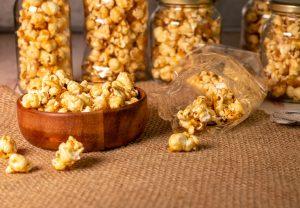 Der perfekte Snack für binge watching und Filmabende