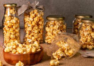 Wusstet Ihr, dass man Toffee Popcorn ganz leicht selber machen kann?