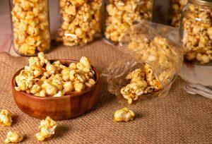 Caramel Popcorn ist eher eine Süßigkeit