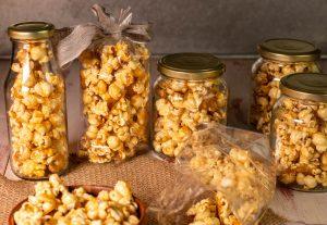 Popcorn als Bonbon