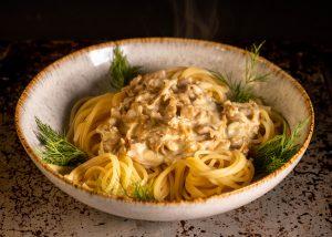 Pasta à la Krause Glucke - Ein einfaches Rezept für den Wildpilz