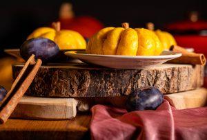 Köstliche Herbstküche