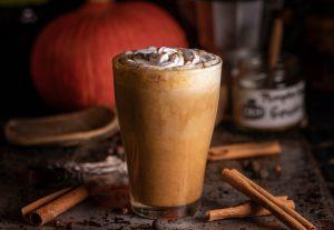 Pumpkin Spice Latte - herbstlich lecker